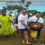"""<span style=""""font-size: 24pt;""""><span style=""""font-family: Roboto Slab, arial, sans-serif;""""> Carnival Cruise Line Shows Support To Clean Up The Coast Line </span></span>"""